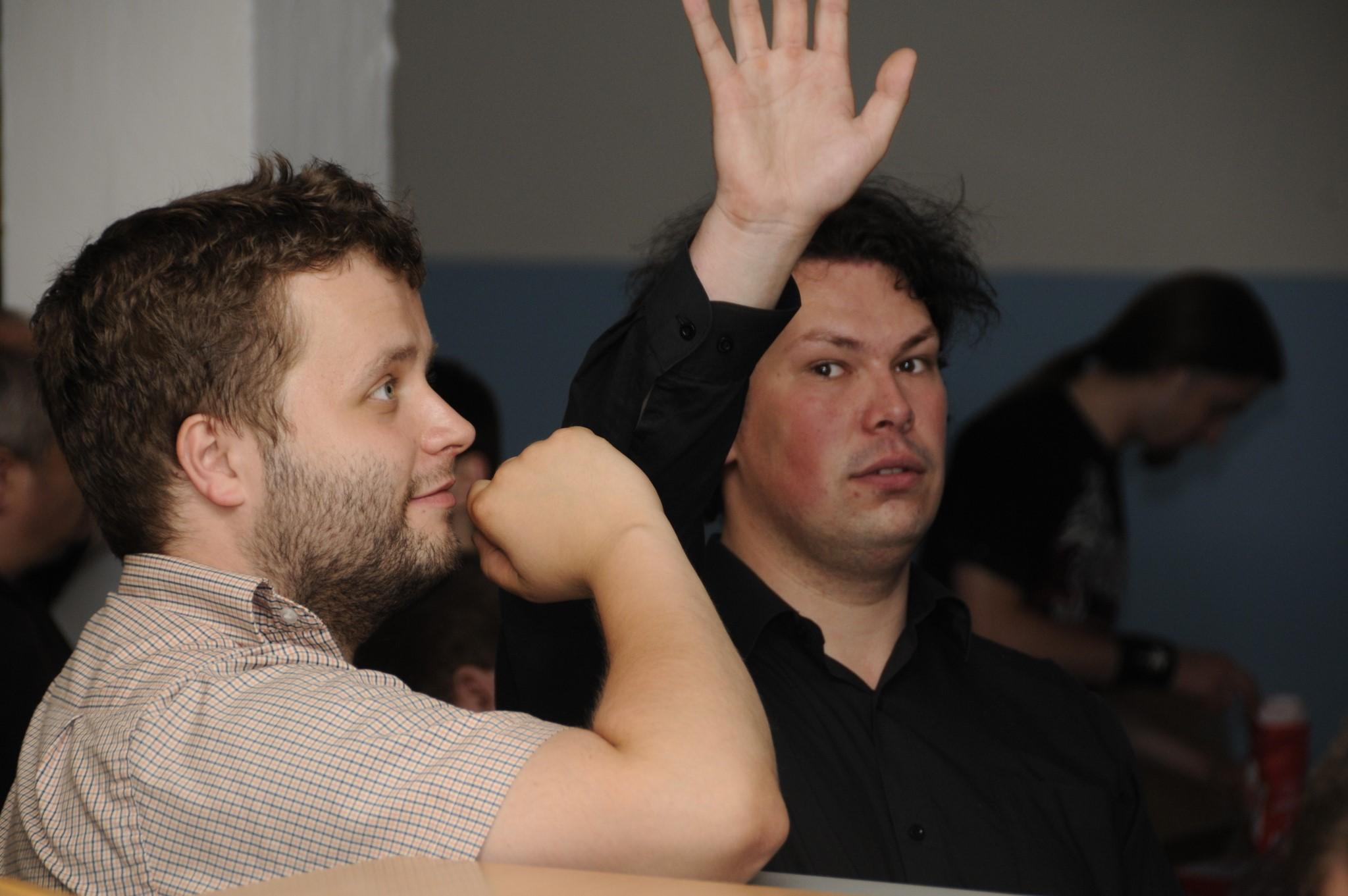 Wieczór z Open Source 2009