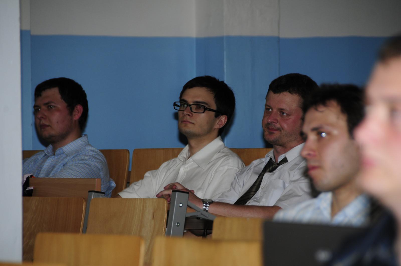 Wieczór z Open Source 2010