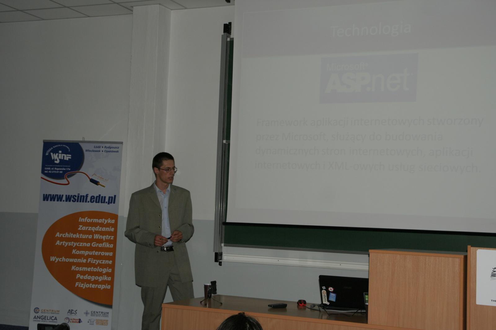 Wieczór z Open Source 2011