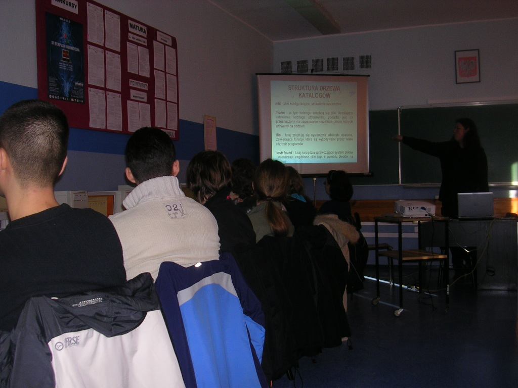 Zimowiska z Linuksem 2007