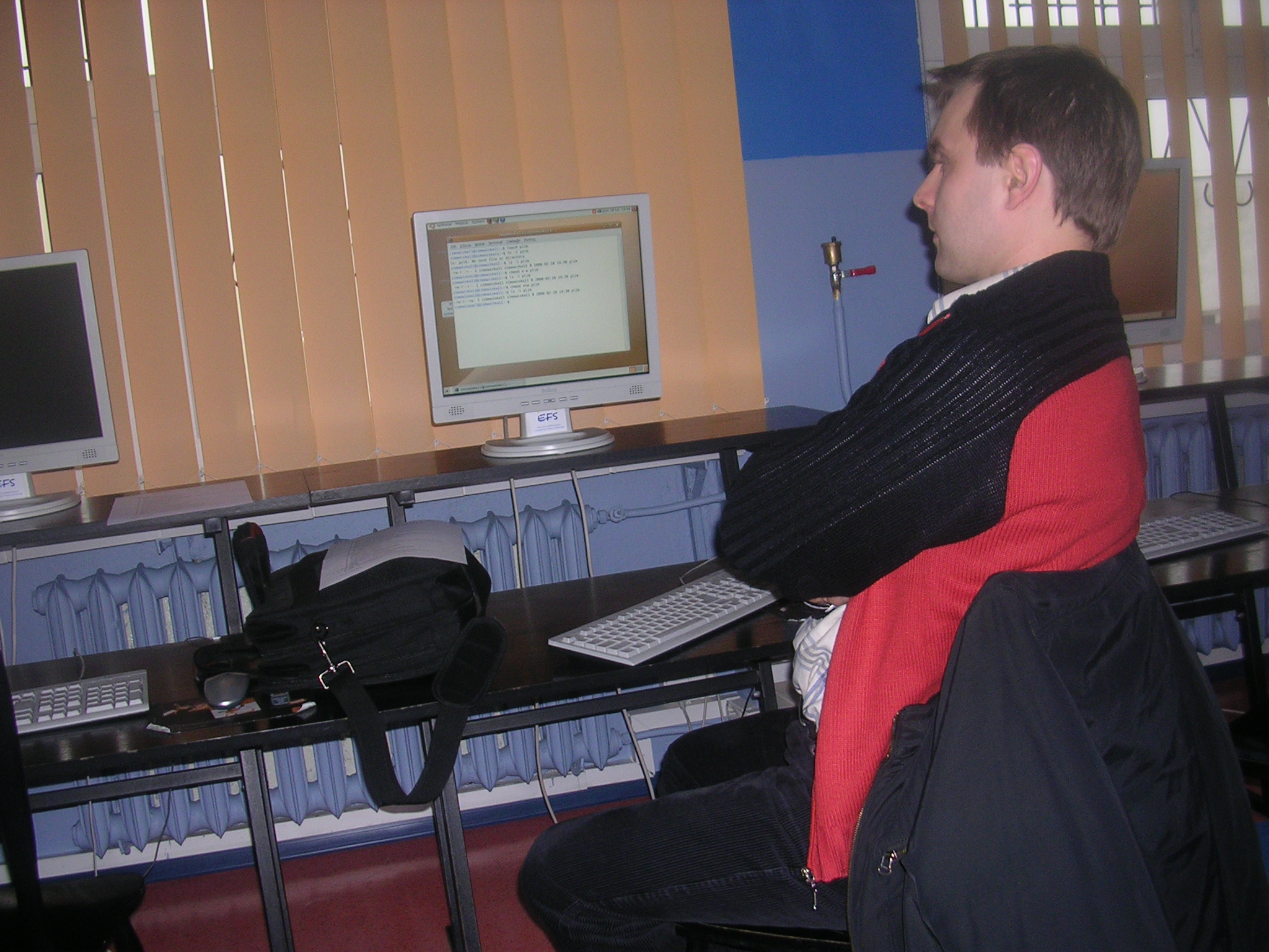 Zimowiska z Linuksem 2008
