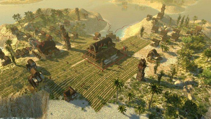 0 A.D. Alpha 14 - życie na wyspie