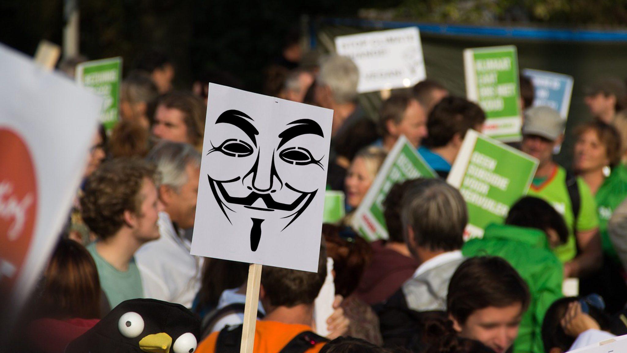 Stop ACTA - Kraków