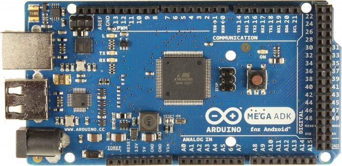 Arduino ADK R3 - przód