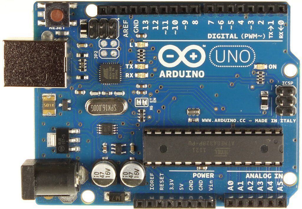 Arduino Uno R3 - przód
