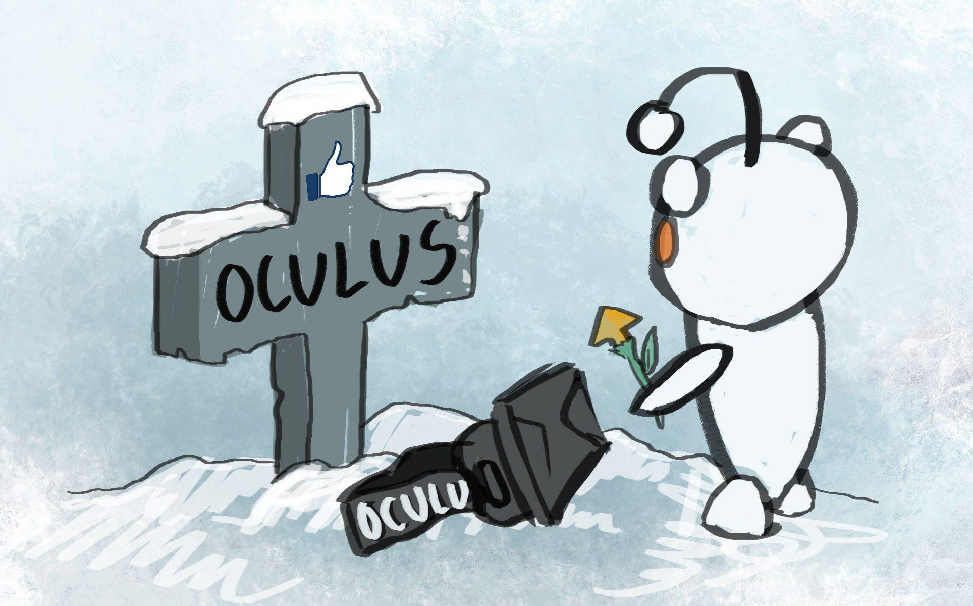 Facebook i Oculus Rift