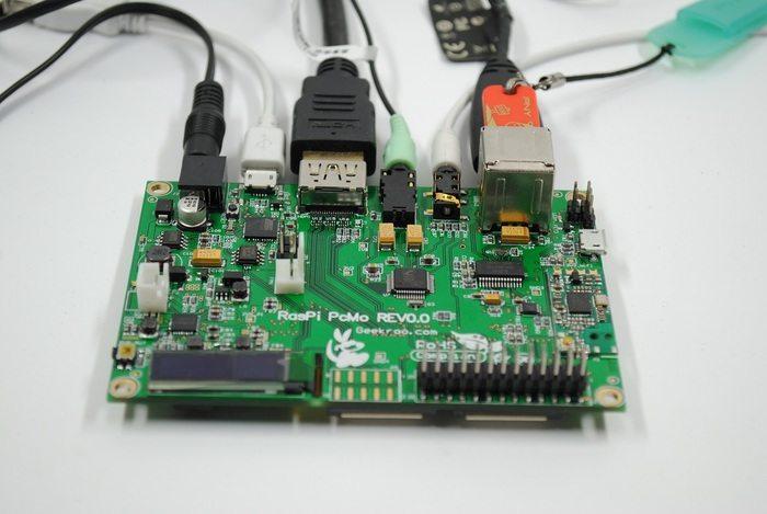 CoMo Booster - prototyp