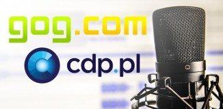 GOG.com i CDP.pl - wywiad