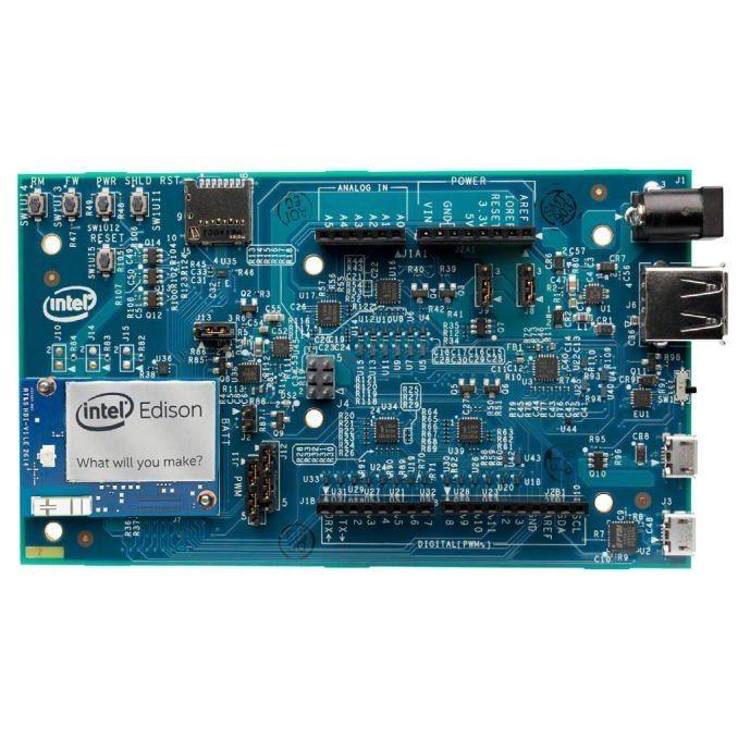 Intel Edison - płytka deweloperska
