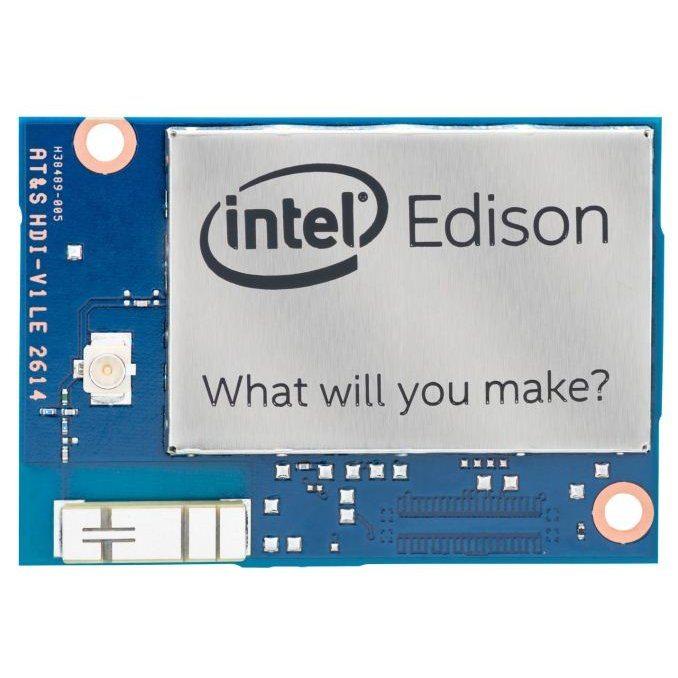 Intel Edison - wygląd