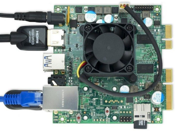 AMD Gizmo 2 - góra