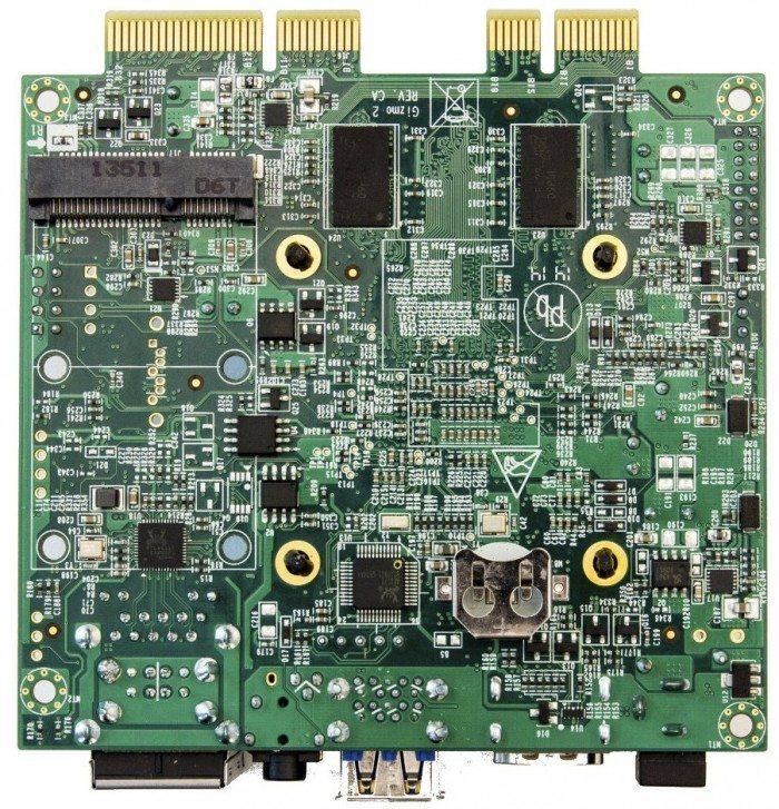 AMD Gizmo 2 - spód