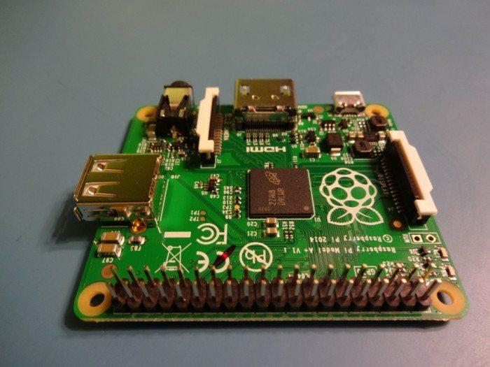 Raspberry Pi Model A+ - GPIO