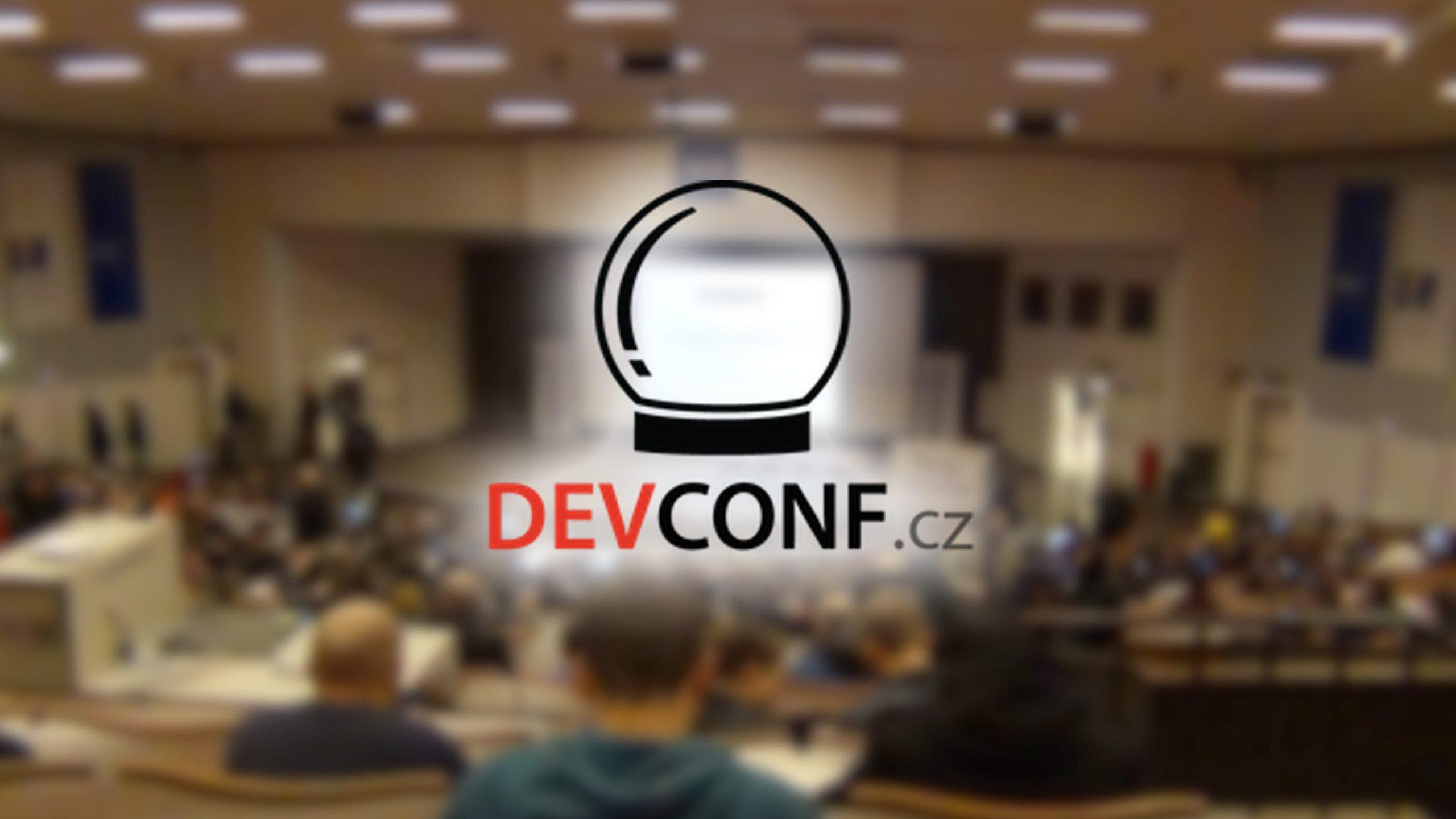 DevConf.cz - slider