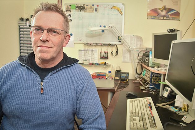 Werner Koch - programista GnuGP