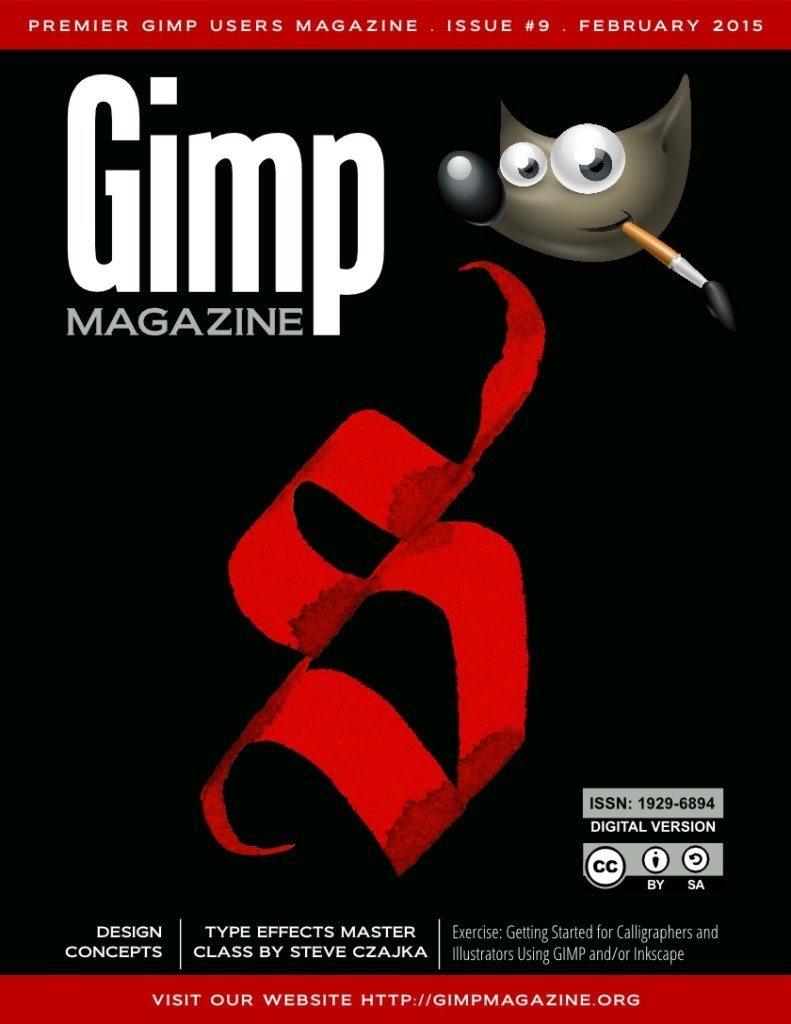 GIMP Magazine – Issue 9