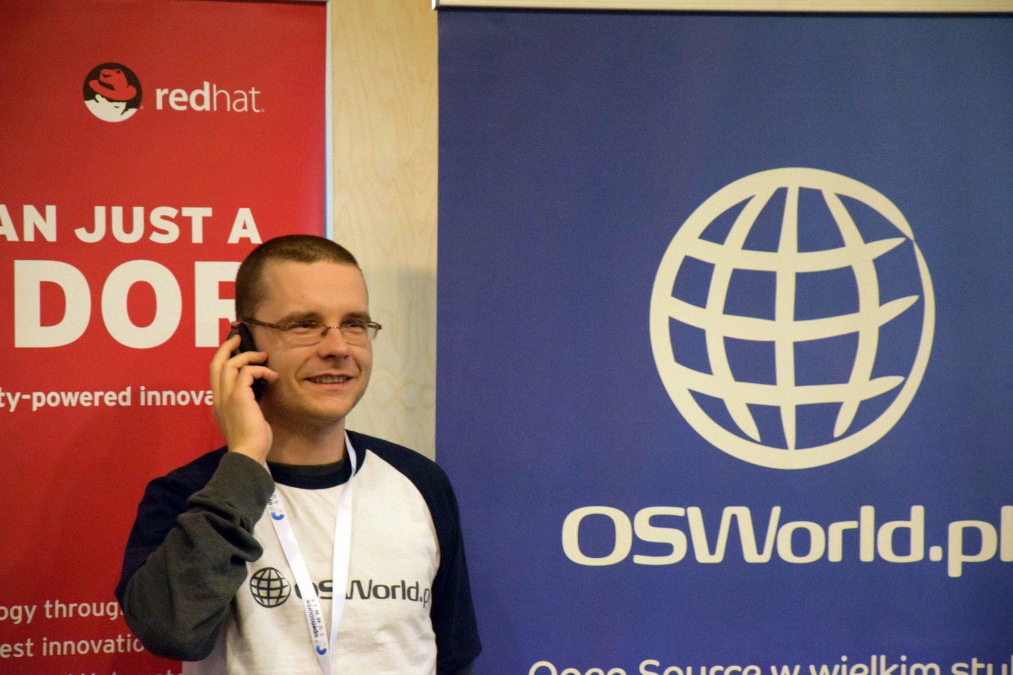 Open Source Summit 2015 - rejestracja