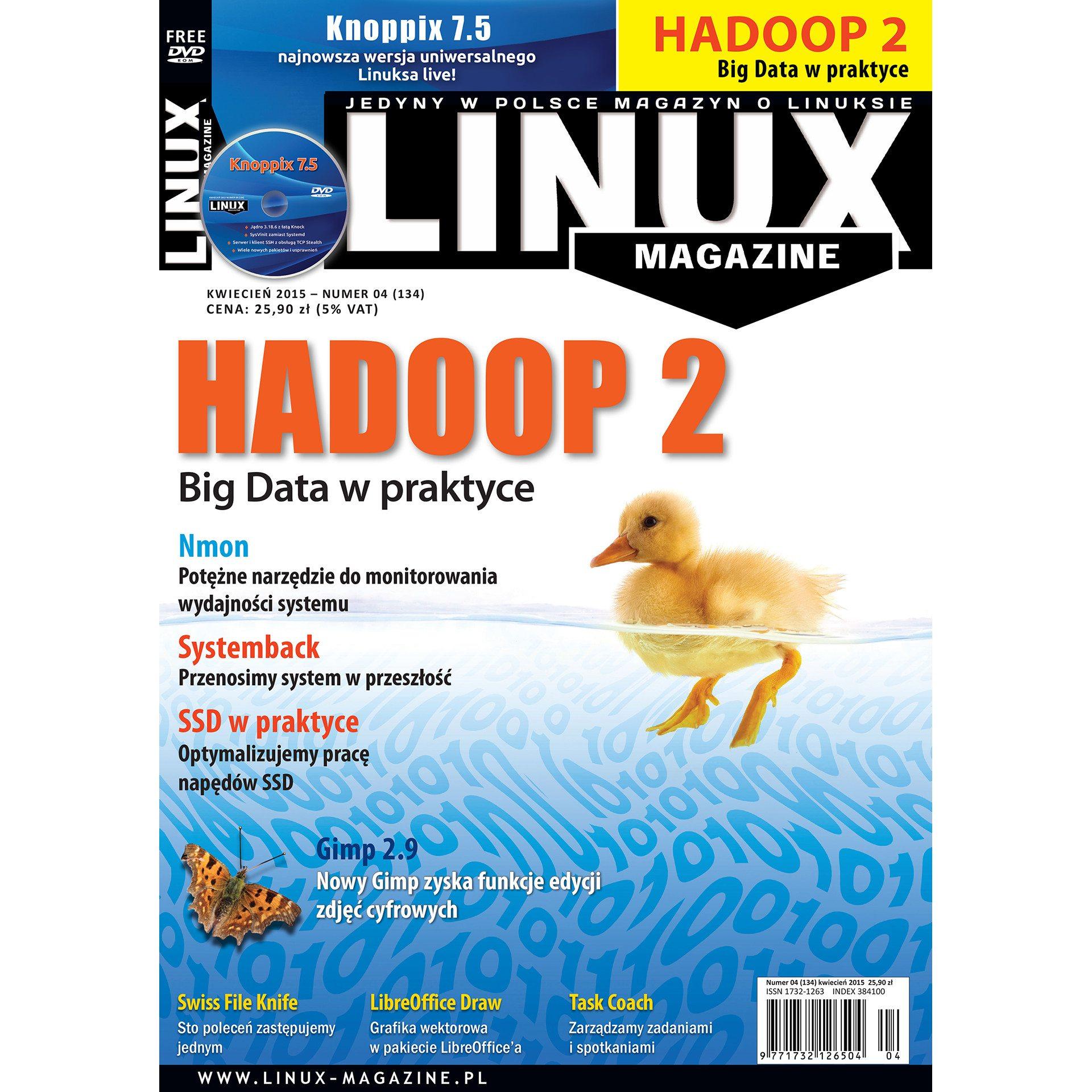 Linux Magazine - numer 134