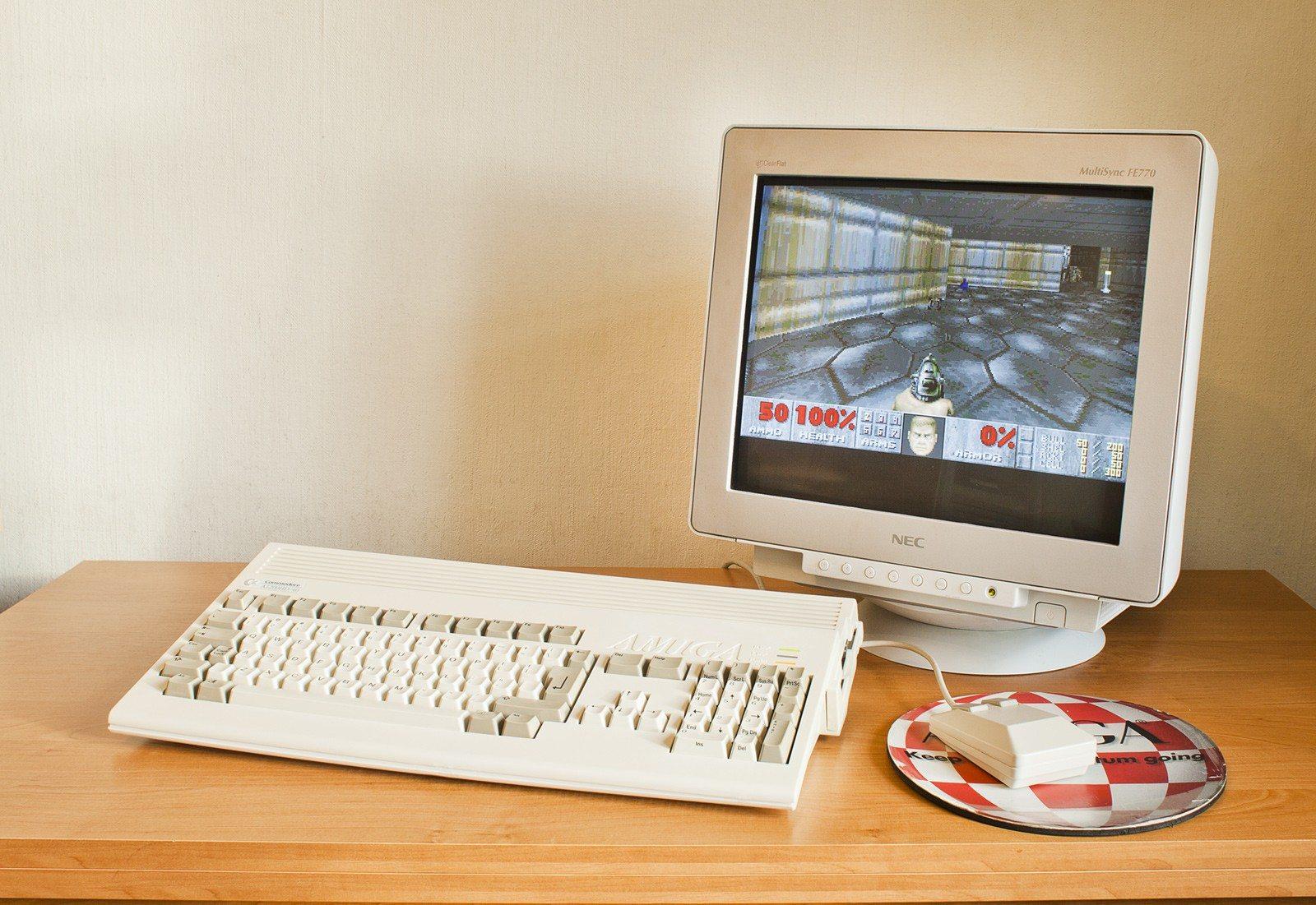 Retroboat - Amiga 1200