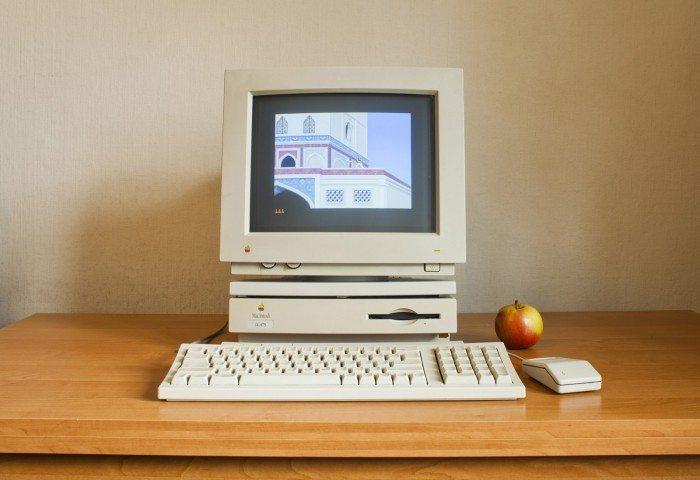 Retroboat - Apple Macintosh lc475
