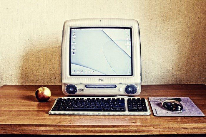 Retroboat - Apple iMac