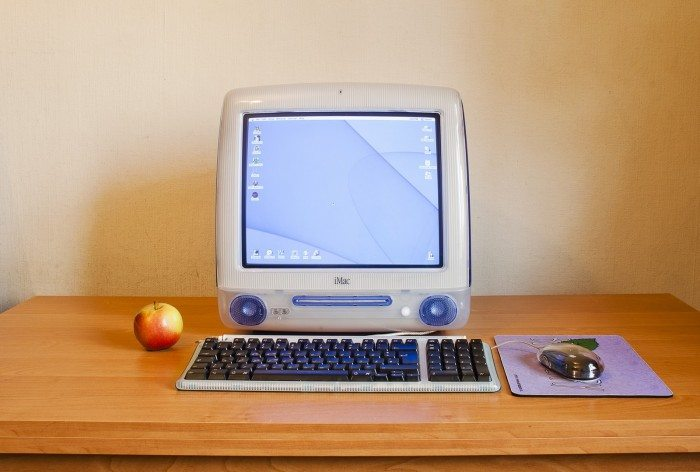Retroboat - Apple iMac G3