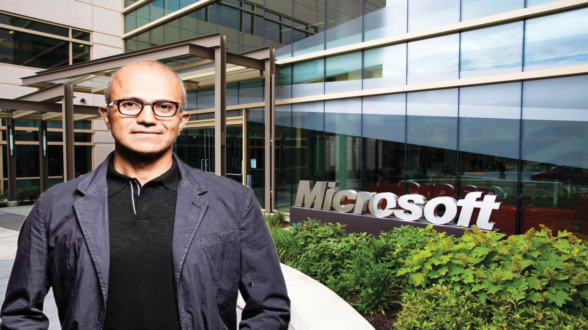 Satia Nadella Microsoft