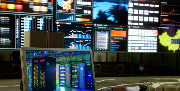 Superkomputer, monitoring