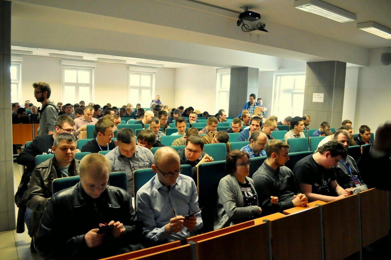 DevCrowd-2015 - uczestnicy
