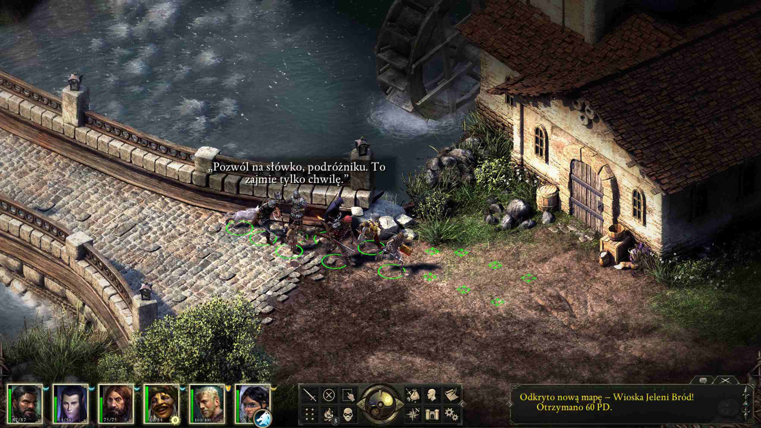 Pillars of Eternity - Jeleni Bród