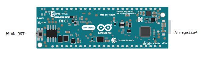 Arduino Yún Mini