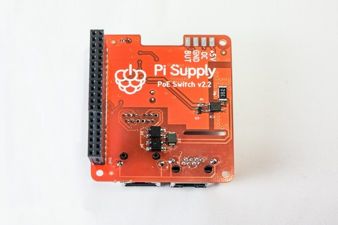 Pi PoE Switch HAT
