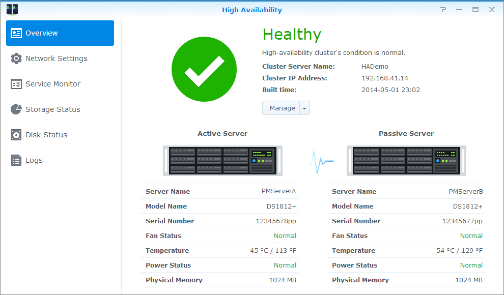 Synology DS415+