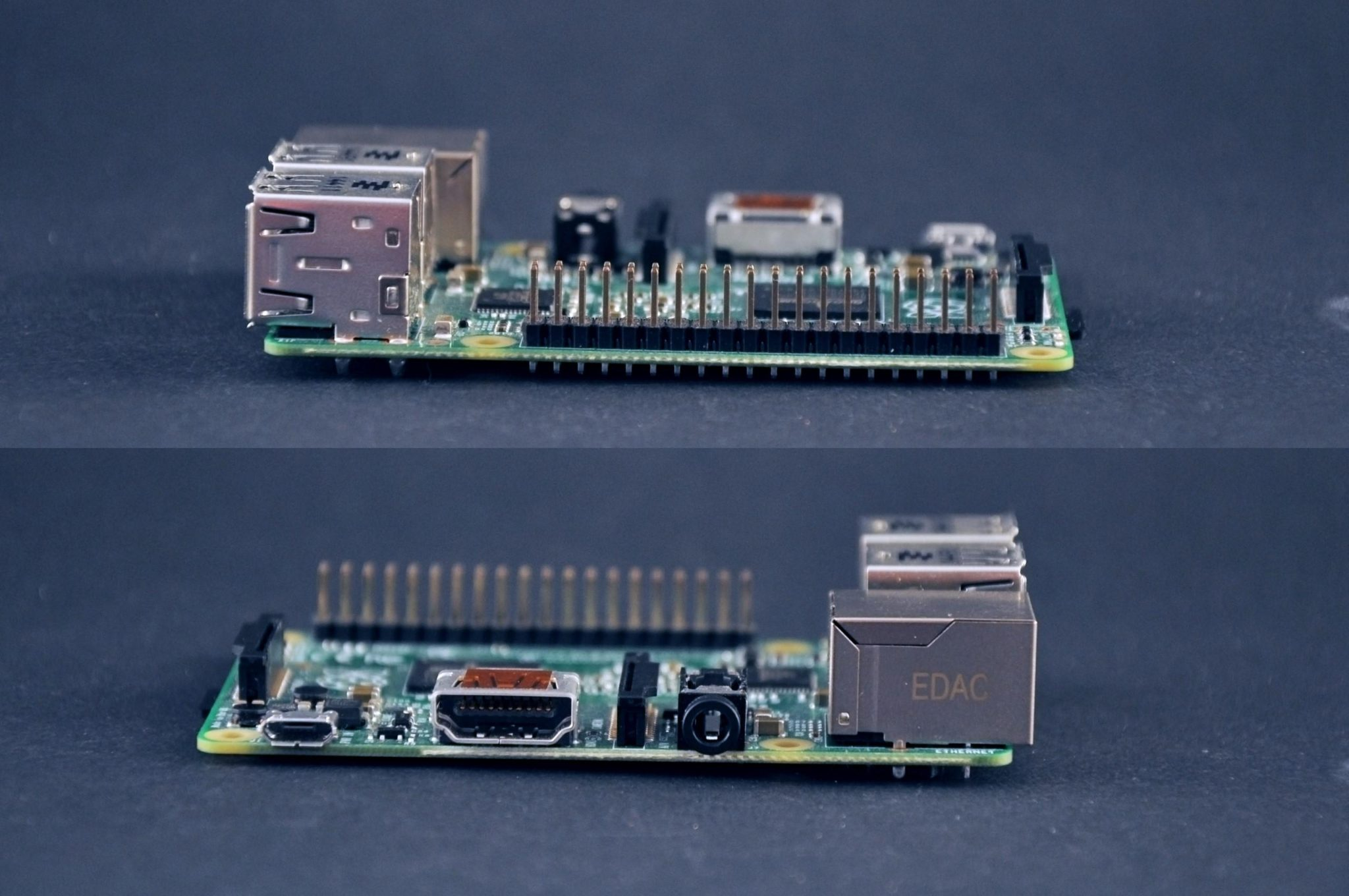 Raspberry Pi 2 Model B - boki