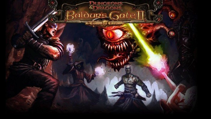 Baldur's-Gate II: Enhanced Edition