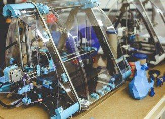 Sprzęt, drukarka 3d