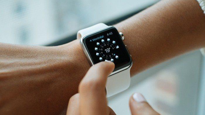 Smartwatch, sprzęt, zegarek