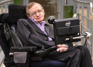 Stephen Hawking i ACAT
