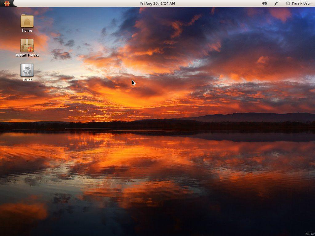 Parsix GNU/Linux 8.0r0