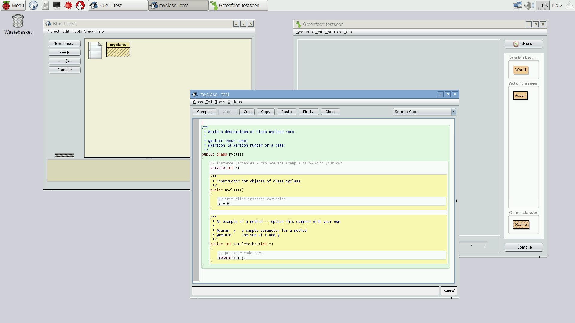 Raspbian 2015-09-24