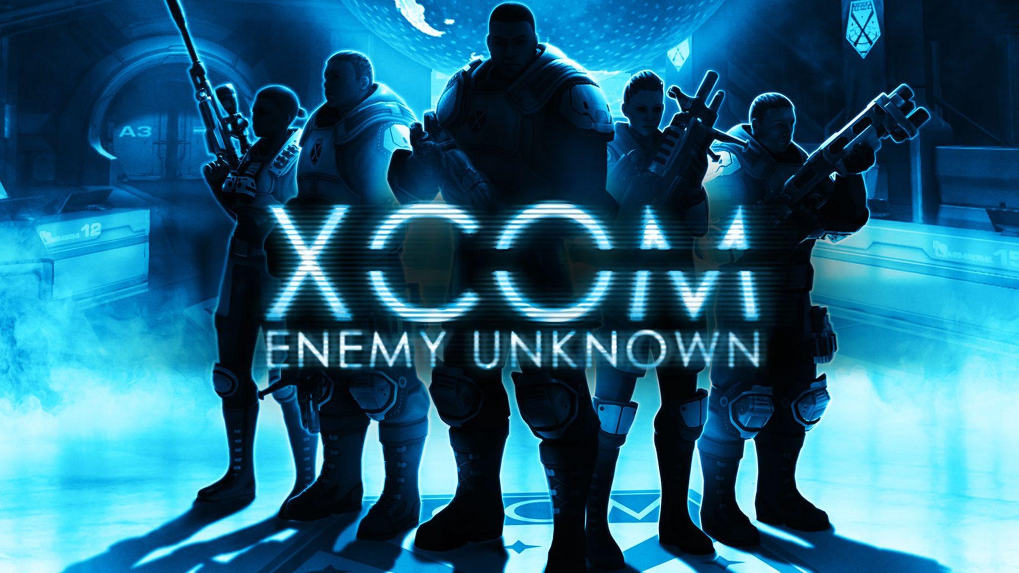 XCOM: Enemy Uknown