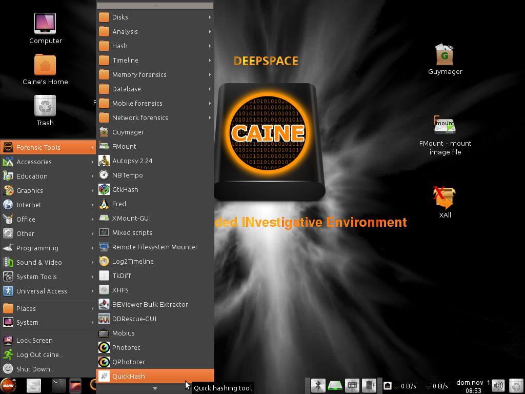 CAINE 7.0