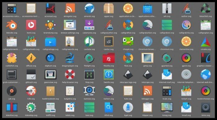 KDE Plasma 5.5