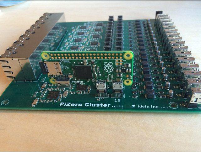 PiZero Cluster