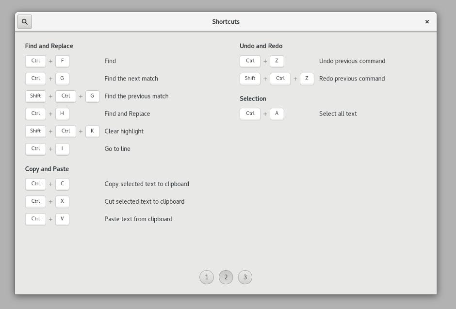 GNOME 3.20