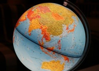 globus, ziemia, świat