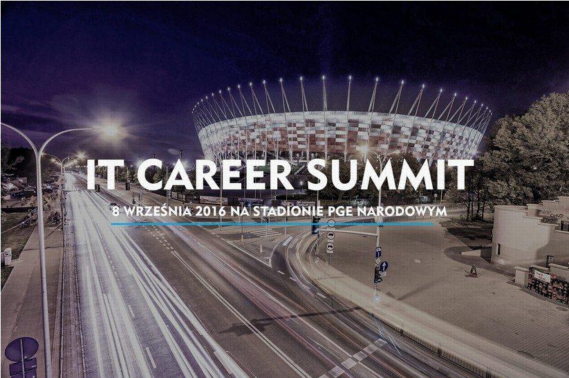 IT Career Summit 2016