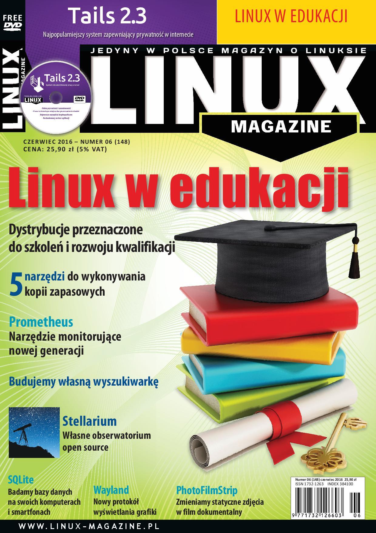 Linux Magazine - numer 148