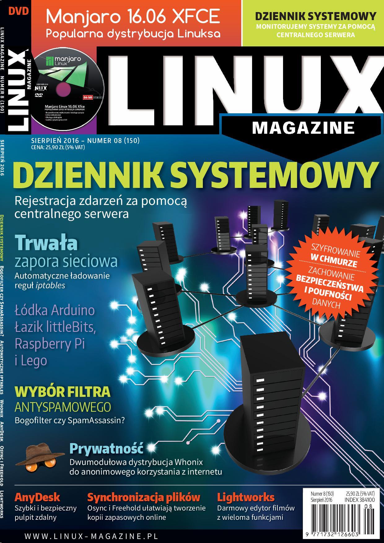 Linux Magazine - numer 150
