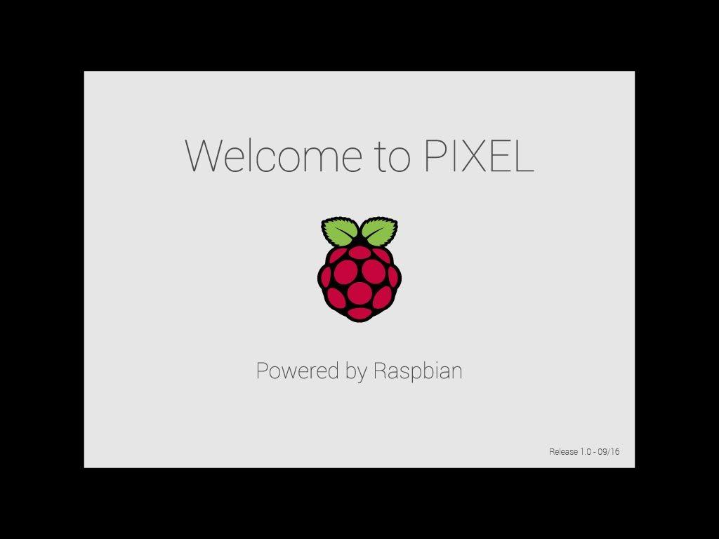 Raspberry Pi - PIXEL